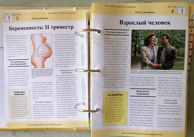 Домашняя медицинская энциклопедия - Фото 6