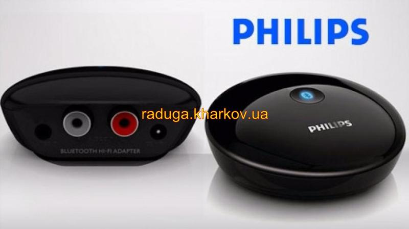 Адаптер Bluetooth Adapter PHILIPS стерео система колонка музыка