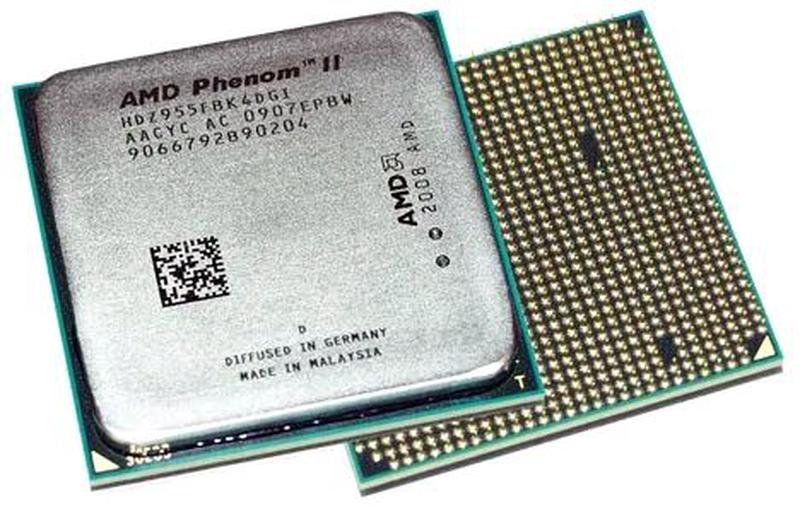 Процессор AMD Phenom II X4 965 3.4GHz/8MB/HT 2000MHz - Фото 2