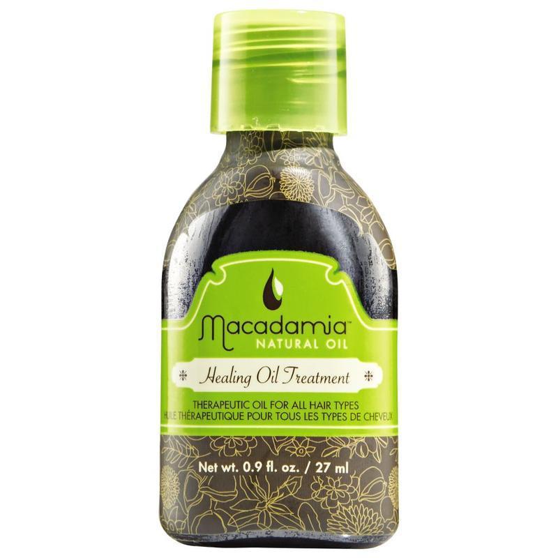 Масло-уход для восстановления волос macadamia healing oil trea...