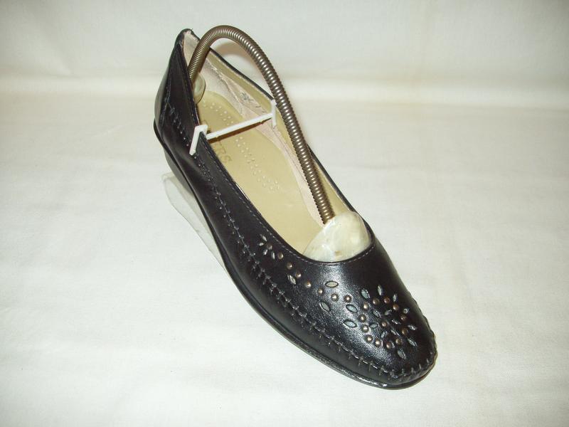 Туфли-мокасины * pavers * england. kожа. р. 39.