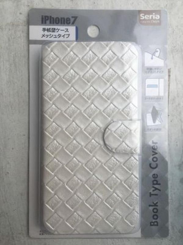 Белый кожаный Чехол на Iphone 7/6s/6s+