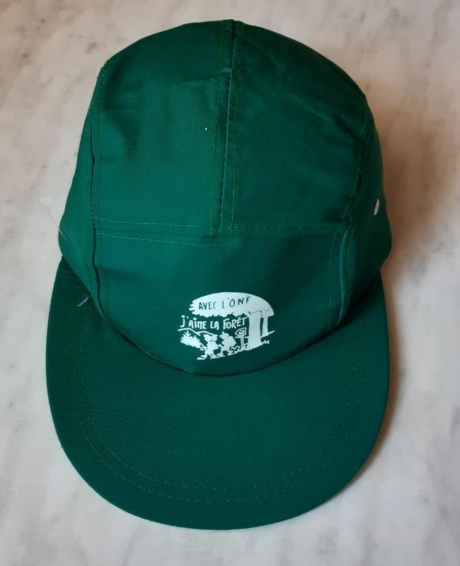 Зеленая кепка бейсболка amcap франция размер one size
