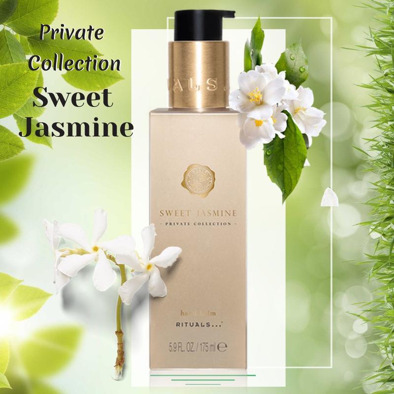 Rituals Бальзам для рук. Ritual of Sweet Jasmine hand balm.
