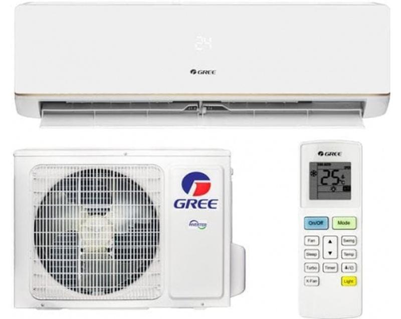 Кондиционер GREE GWH07AAB-K3DNA5A/A4A Bora DC inverter (Cold Plaz