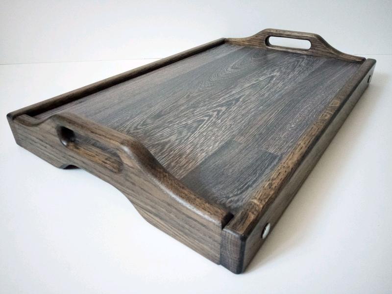 Столик для сніданку/столик для завтрака/раскладной столик - Фото 4