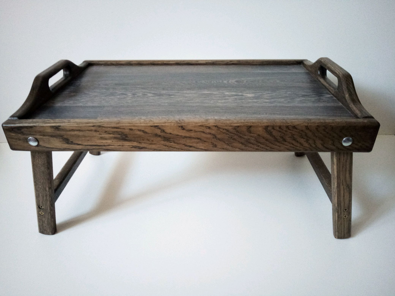Столик для сніданку/столик для завтрака/раскладной столик - Фото 2