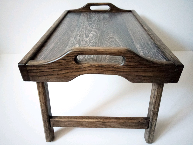 Столик для сніданку/столик для завтрака/раскладной столик - Фото 6
