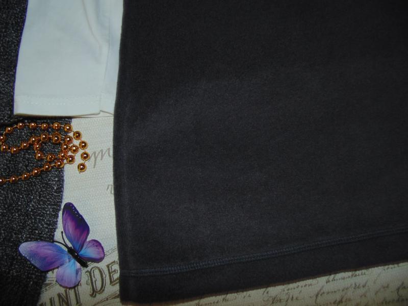 8лет.суперовый флисовый сарафан becopa - Фото 4