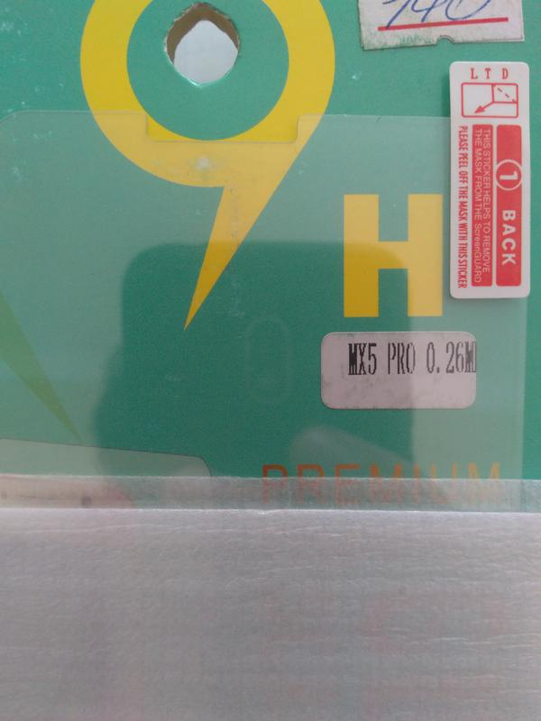 Защитное стекло  Meizu mx 5 pro
