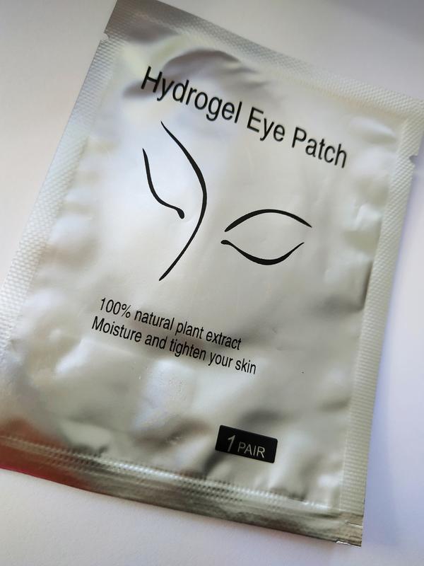 Патчи под глаза 100%natural plant extracts, витамин c, экстрак...