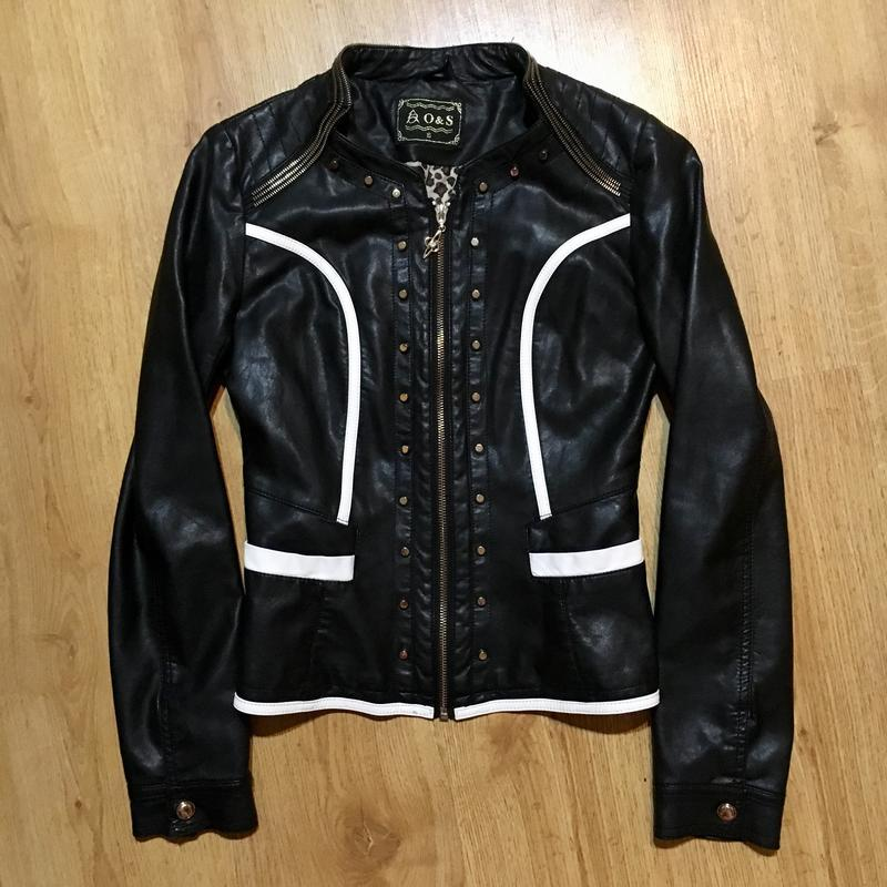 Куртка косуха/кожанка/короткая куртка/куртка пиджак