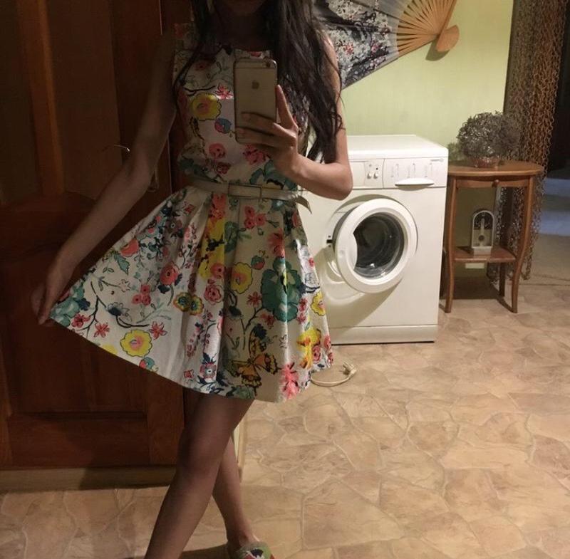 Платье/платьице/сарафан - Фото 2