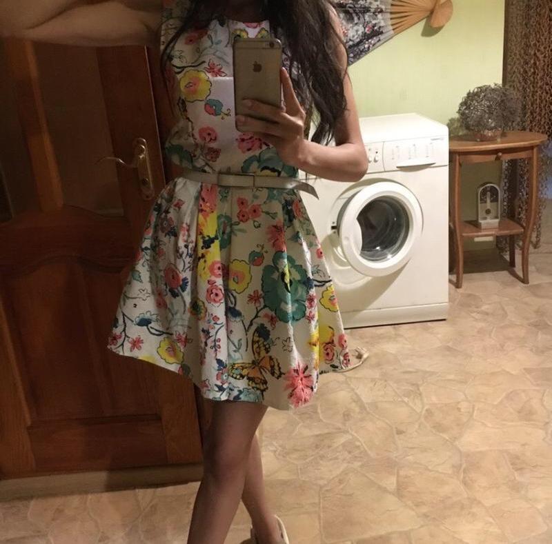 Платье/платьице/сарафан - Фото 3