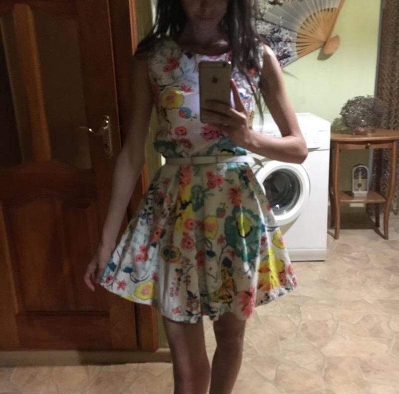 Платье/платьице/сарафан - Фото 4