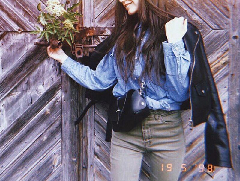 Джинсовая рубашка/рубаха куртка