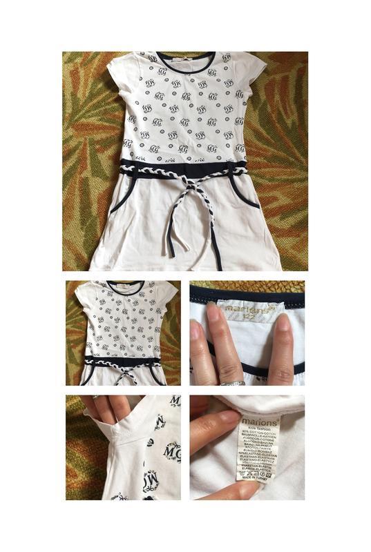 Платье платьице футболка юбка