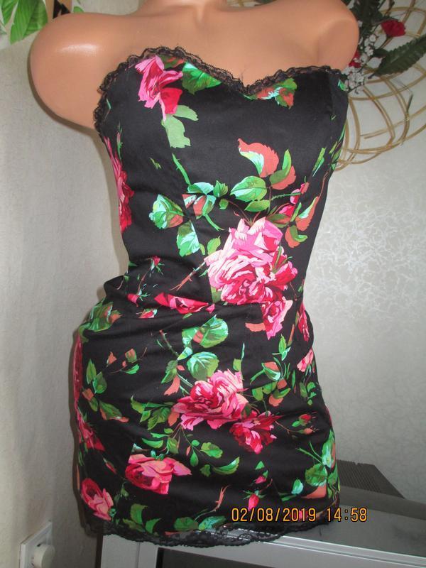 Супер платье мини