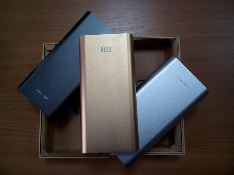 Повер банк Xiaomi 20800 mAh Power Bank Внешний Аккумулятор - Фото 8