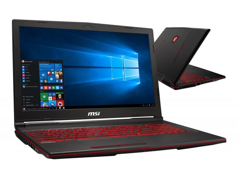 MSI GL63 i7-9750H/16GB/256/Win10X GTX1660Ti 120Hz и другие Заказ