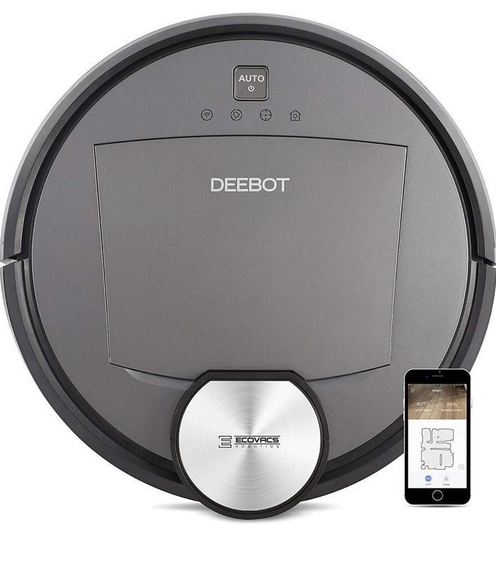 Интеллектуальный робот пылесос ECOVACS DEEBOT R95