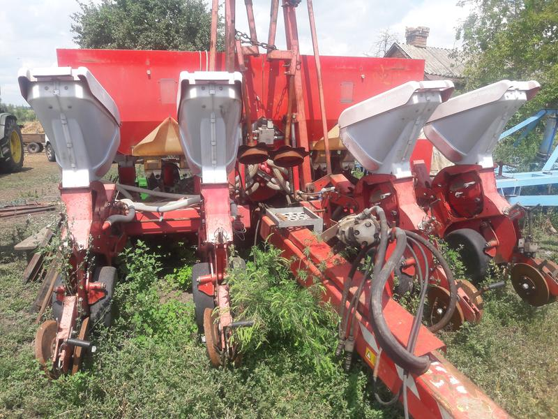 Kverneland Optima HD. Сеялка. - Фото 2