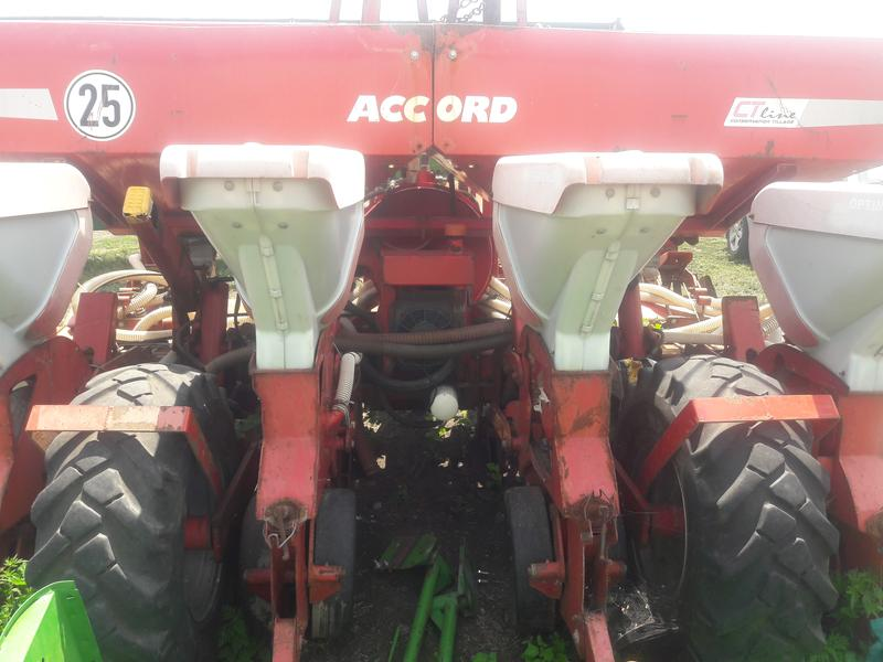 Kverneland Optima HD. Сеялка. - Фото 3