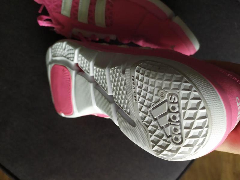 Кроссовки женские adidas mardea m29518 розовые - Фото 4