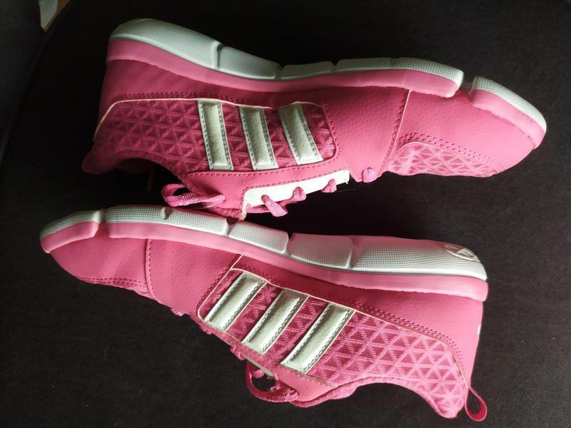 Кроссовки женские adidas mardea m29518 розовые - Фото 7