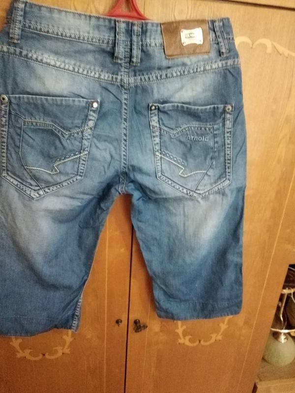 Мужские джинсовые шорты - Фото 2