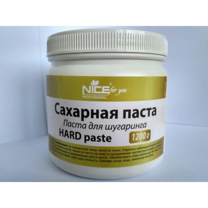 Сахарная паста« NICE for you» HARD 1200г