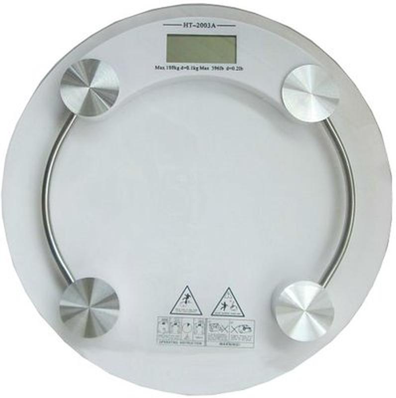Весы напольные Domotec MS-2003A весы электронные - Фото 2