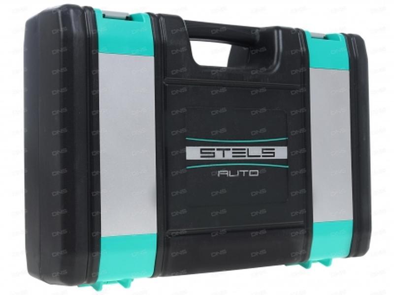 Набор инструмента с пожизн. гарантией STELS 108 ед.+прочный кейс - Фото 4