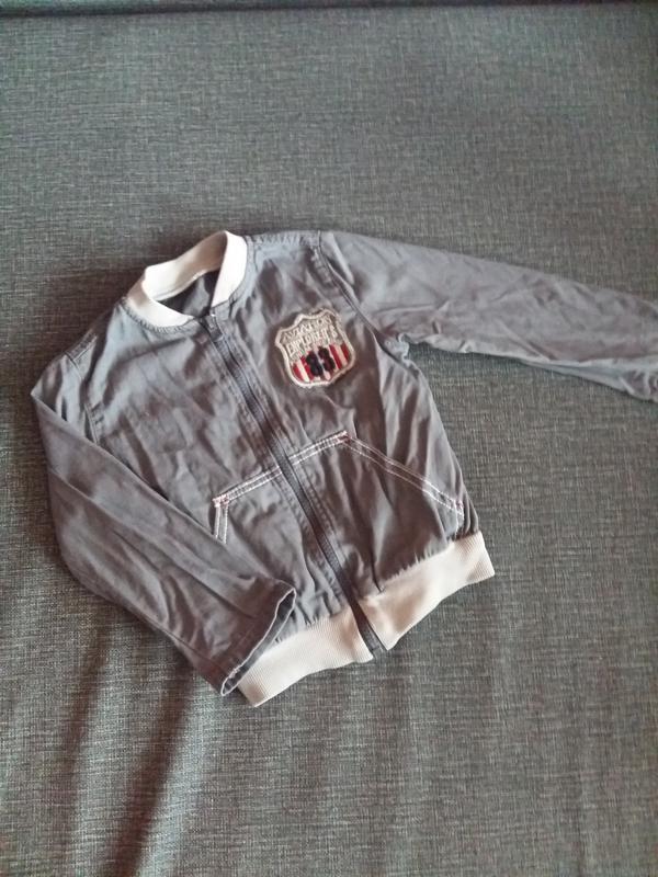 Коттоновая куртка
