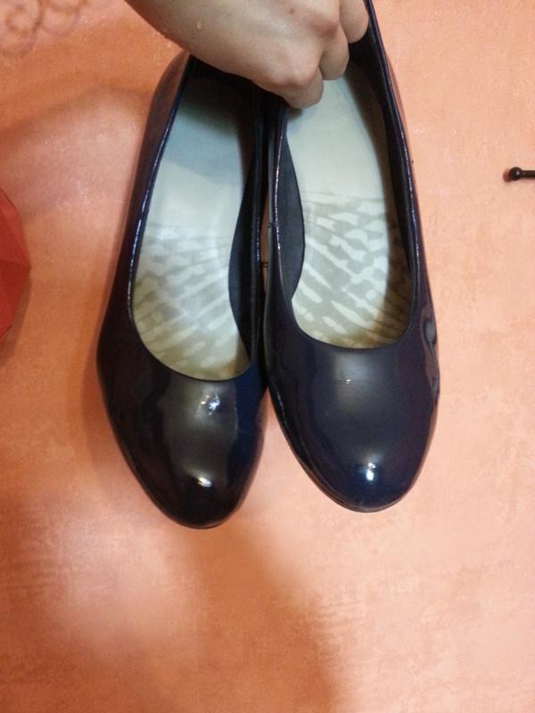 Лаковые туфли - Фото 2