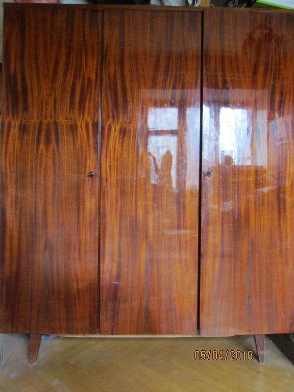 Мебель для дачи. Шкаф, трюмо. Стиль 70-е. СССР