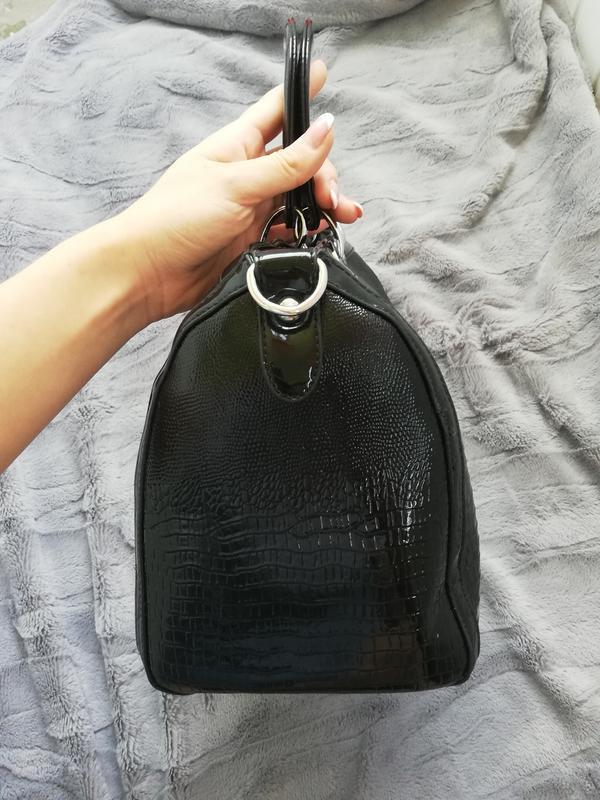 Сумка, сумка крокодил - Фото 4
