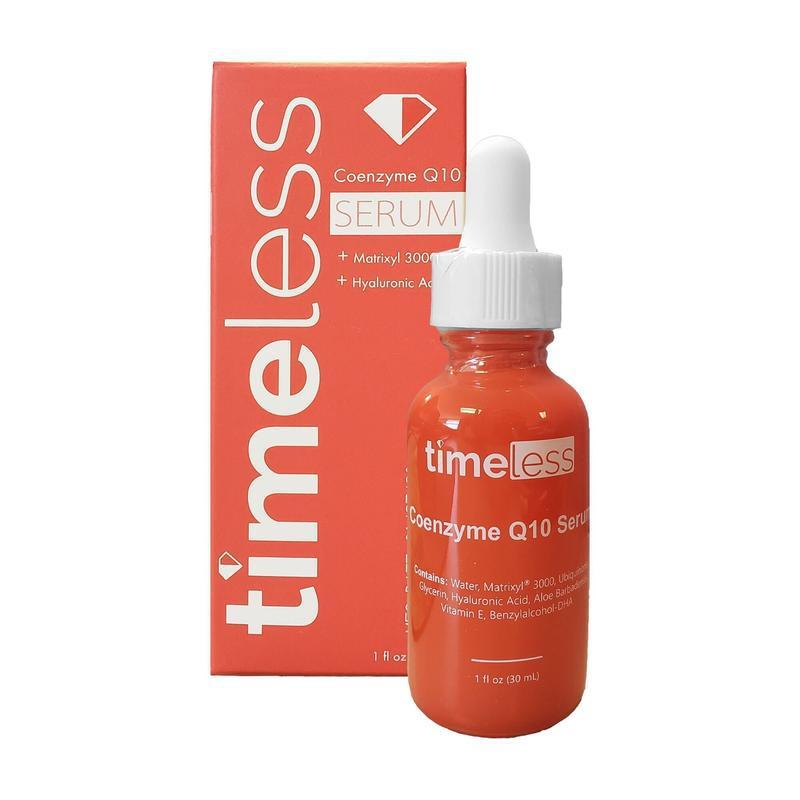 Сыворотка для лица с коэнзимом timeless coenzyme q10 serum