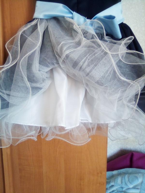 Нарядное платье для девочки - Фото 4
