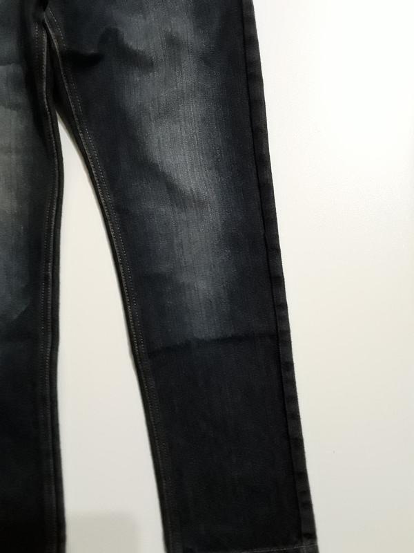 Фирменные джинсы 11-12 лет - Фото 3