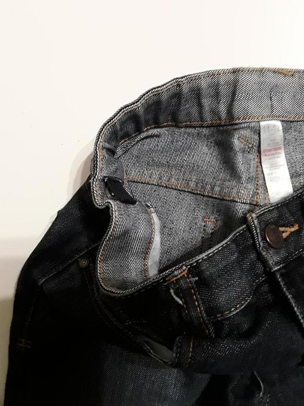 Фирменные джинсы 11-12 лет - Фото 5