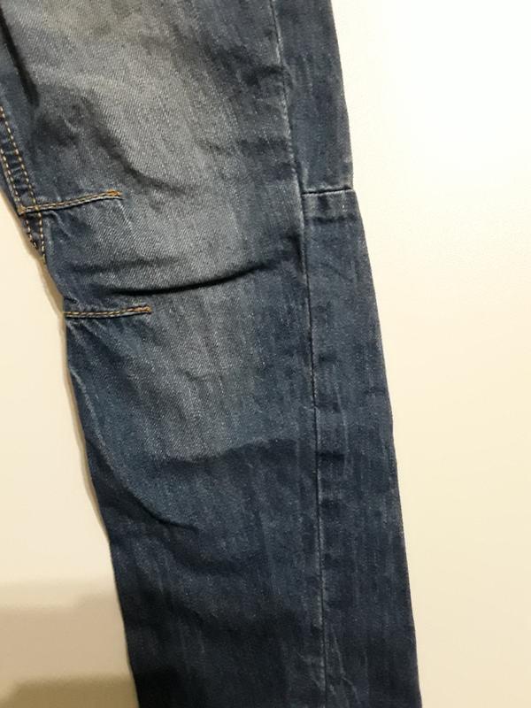 Фирменные джинсы 7-8 лет - Фото 4