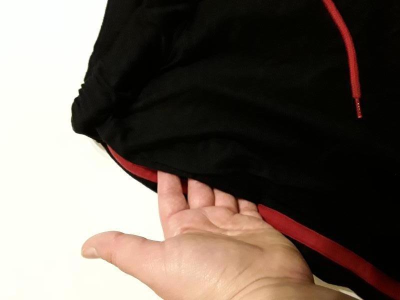 Фирменные трикотажные шорты m - Фото 2