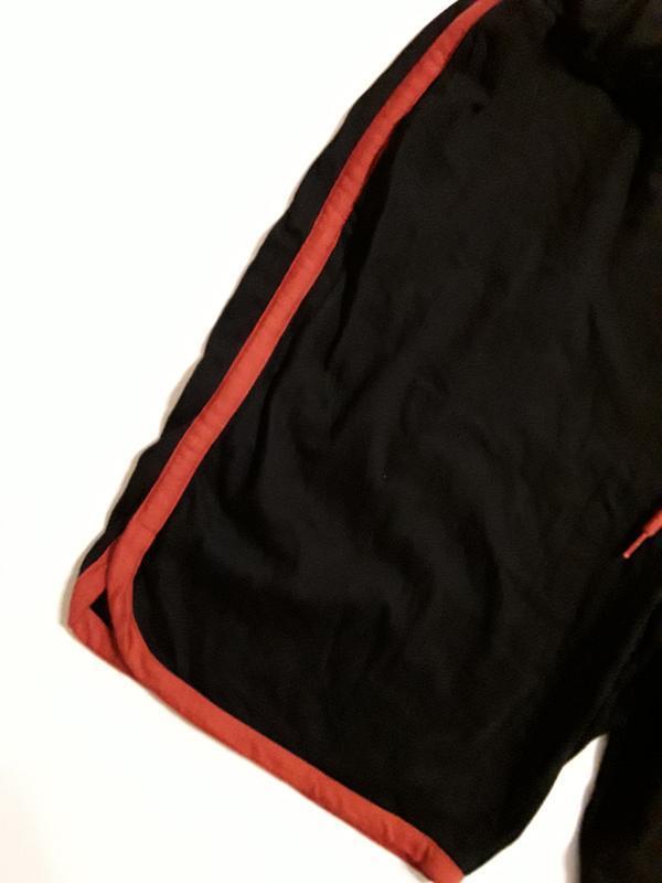 Фирменные трикотажные шорты m - Фото 5