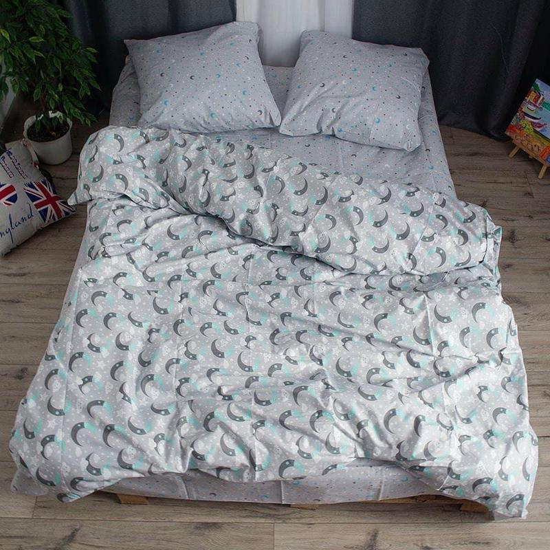 Полуторный комплект постельного белья - Фото 2