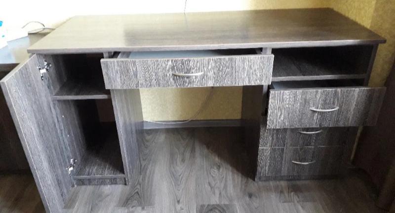 Письменный стол (цвет как на фото) - Фото 4