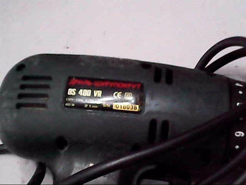 Дрель-шуруповерт DS400 VR - Фото 3