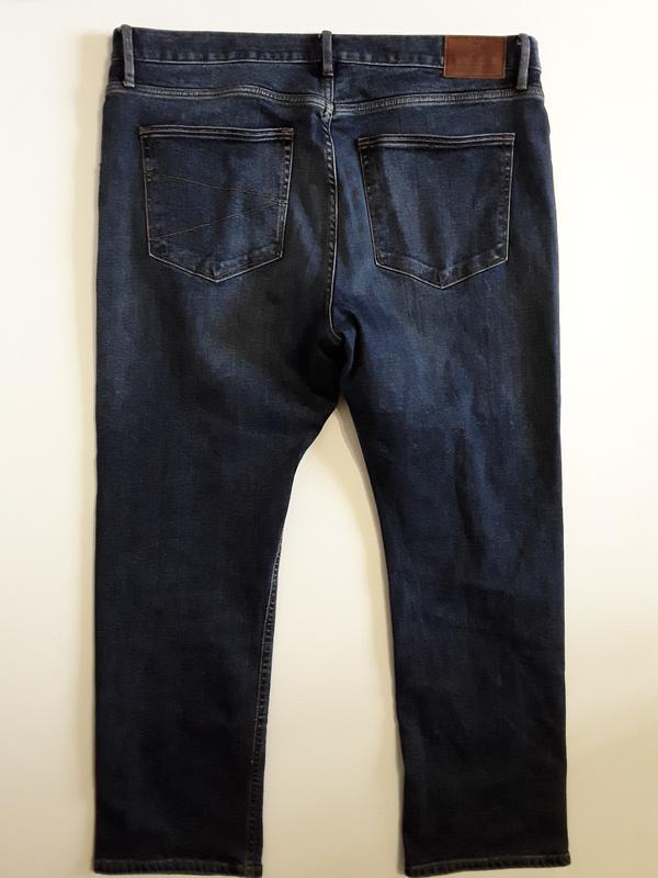 Фирменные джинсы - Фото 3