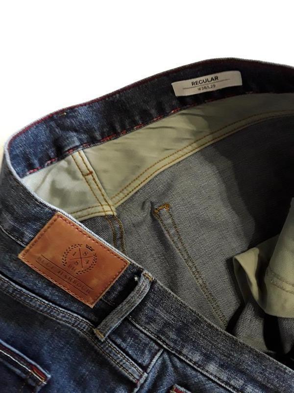 Фирменные джинсы - Фото 5