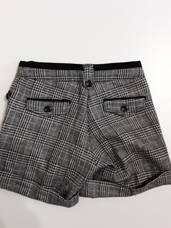 Фирменные теплые шорты 10-12 лет - Фото 3